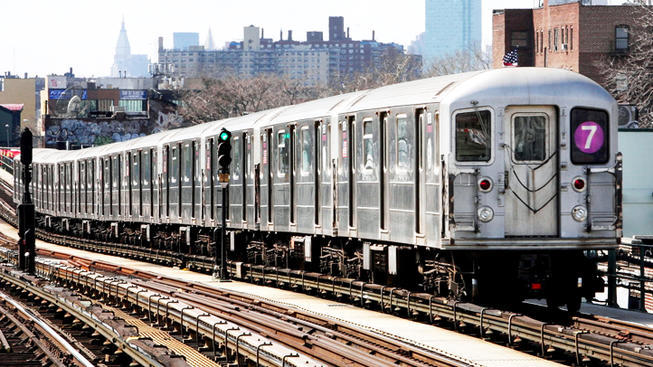 Seven Train to Mets Games