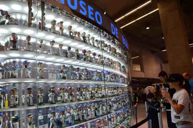 Bobblehead Museum at Marlins Park