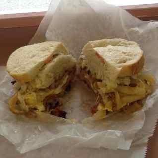 Primantis Sandwich at PNC Park