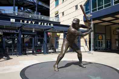 Stargell Statue at PNC Park