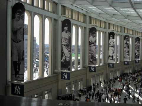 Hall at Yankee Stadium 2