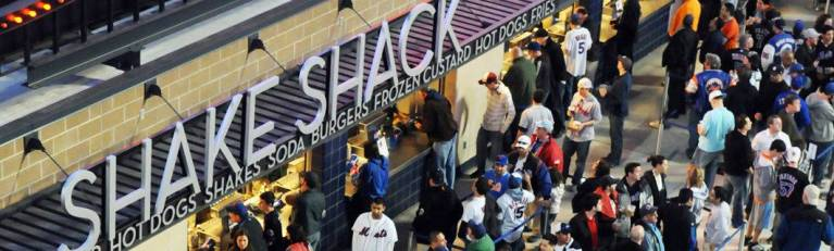 Shake Shack at Citi Field