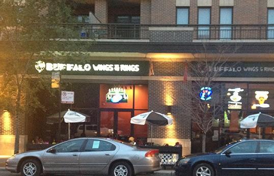 Buffalo Wings and Rings at Guaranteed Rate Field