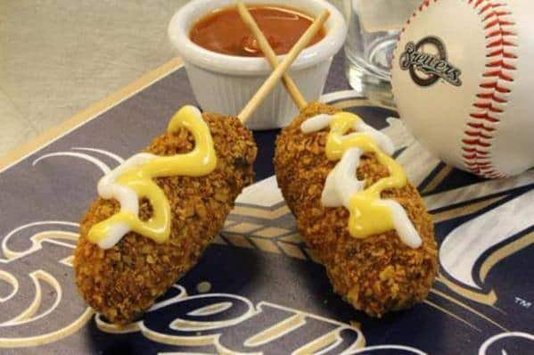 Nachos on a Stick at Miller Park