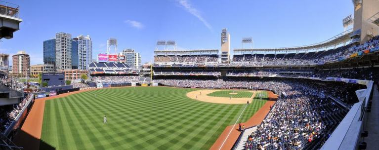 Left Field Seats at Petco Park