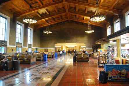 Union Station for Dodger Stadium