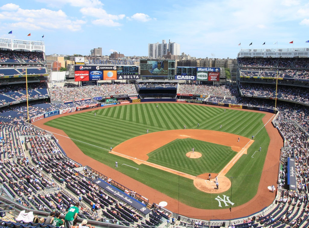 Image result for yankees stadium