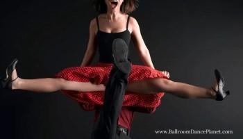 Is the Swing Ballroom Dancing?
