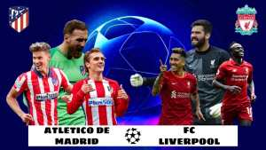 UCL GROUP B CLASH : Atletico Madrid V/S Liverpool