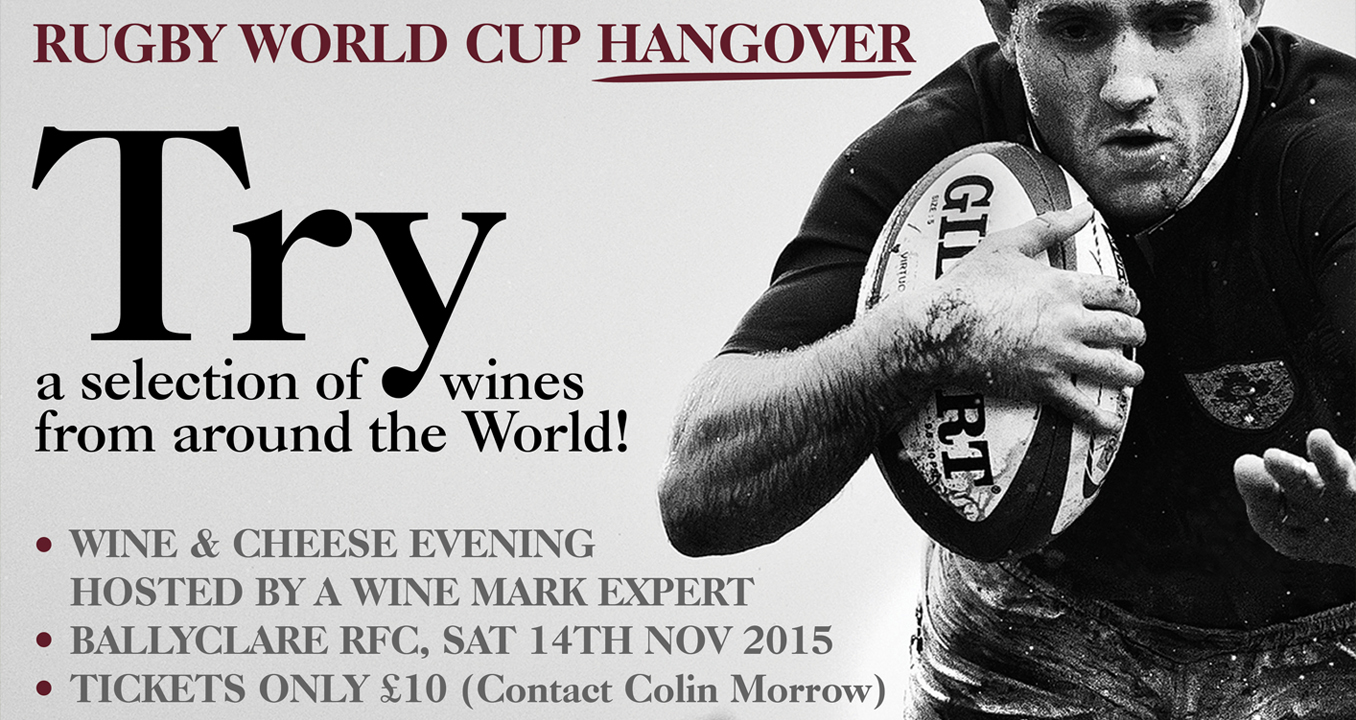 Rugby World Cup Hangover