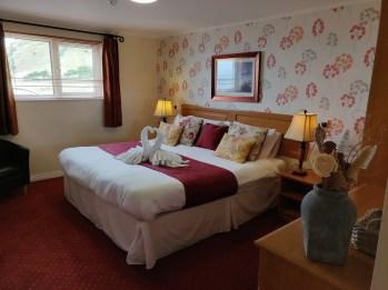 Bedroom 1 as Kingsize