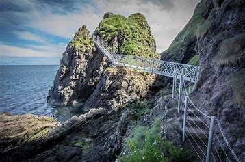 The Gobbins Cliff Path open