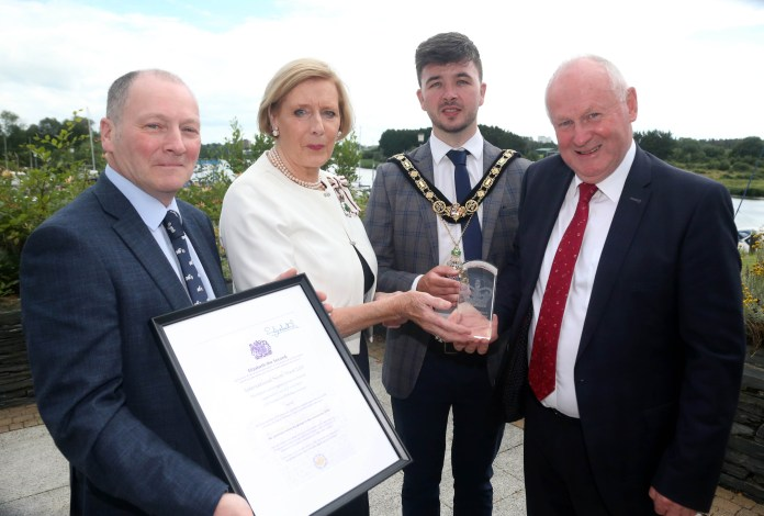 QUEENS AWARD FOR NW200
