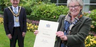 mayor-sends-certificate-of-appreciation-to-ni-scrubs-causeway-coast-volunteers