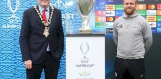 uefa-super-cup-makes-a-surprise-visit-to-summer-football-camp-in-limavady