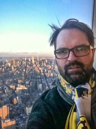 New York - Ganz oben!