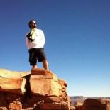 Grand Canyon - Ganz oben!