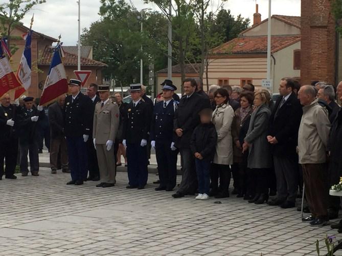 BalmAvenir - Commémoration du 9 mai 2016