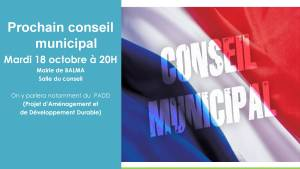 BalmAvenir - Conseil municipal du 15 septembre 2016 - Diapo 9