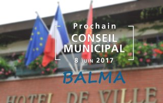 Balma - Conseil municipal du 8 juin 2017