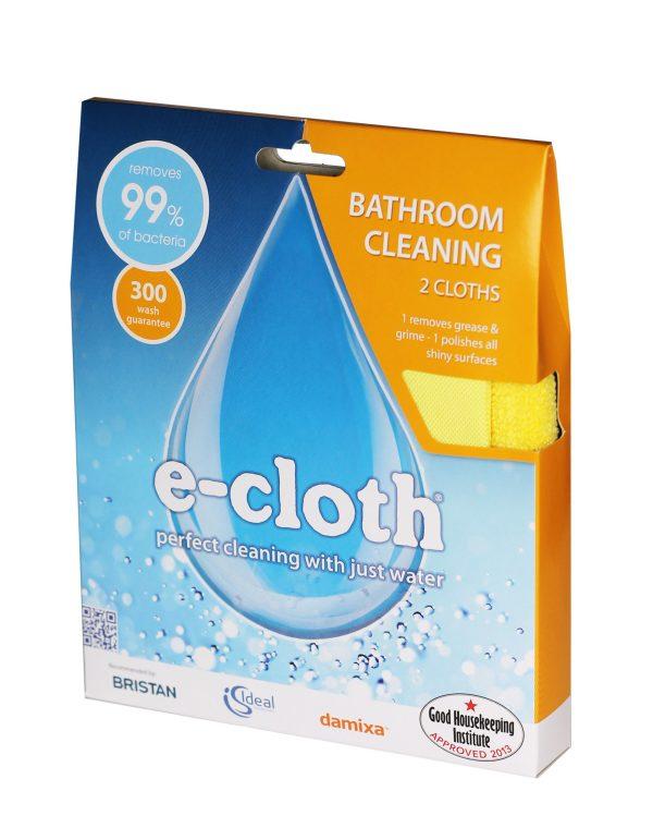Bathroom Pack - 2 cloths