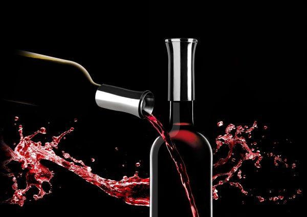Wine Deluxe Vagnbys Set