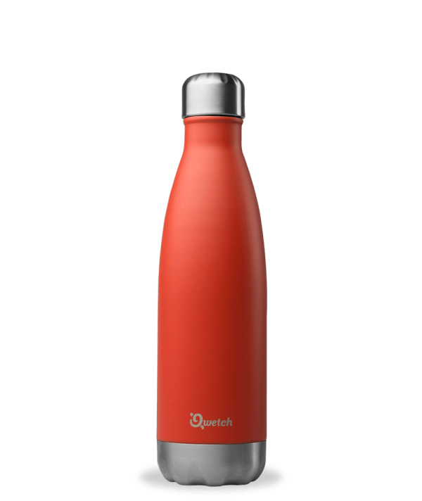 Stainless steel insulated bottle Qwetch 500ml