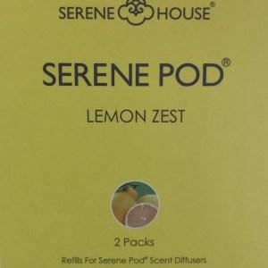 Lemon Zest Serene Pod 2x35gr