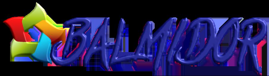 3D Balmidor final logo