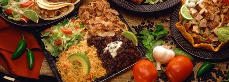 De sabores y saberes, Comida tradicional mexicana y morelense