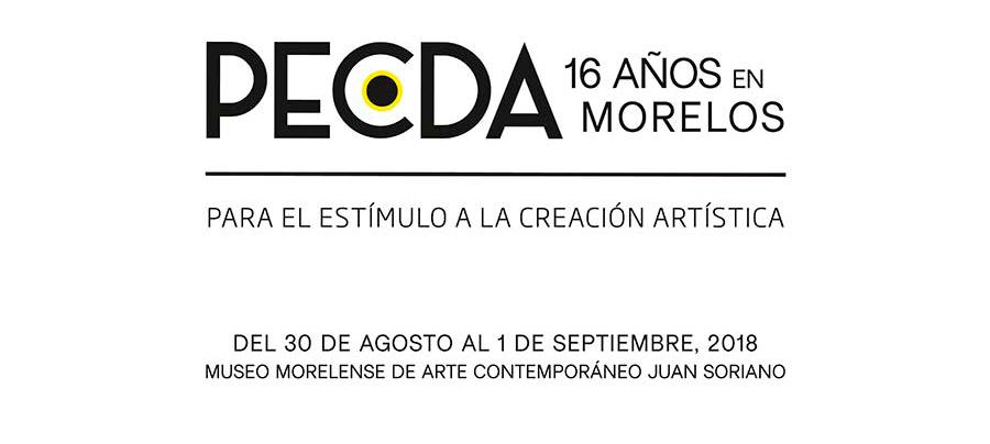 El PECDA cumple 16 años presente en Morelos y lo festejará a lo grande