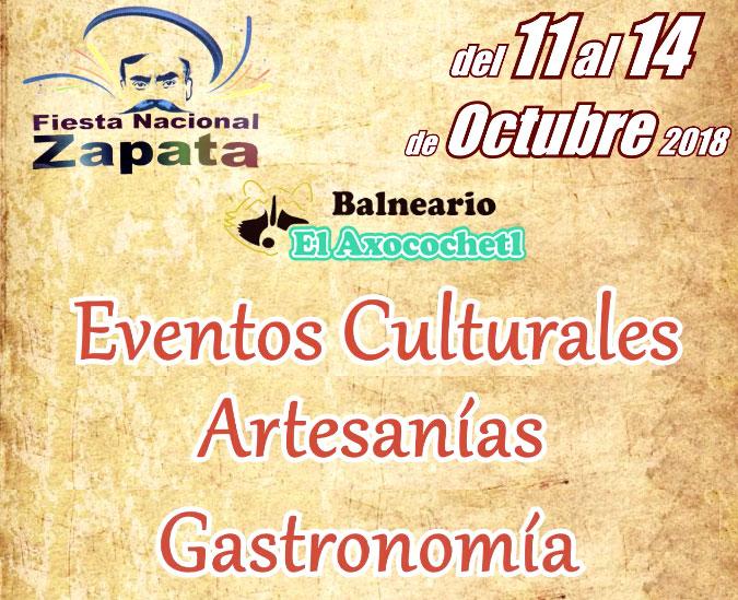 Feria nacional Zapata
