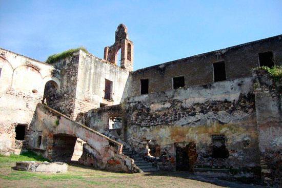Ex Hacienda de Coahuixtla