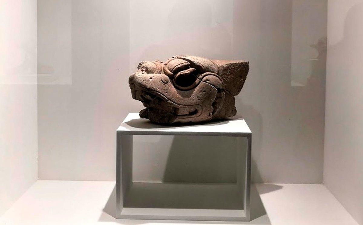 Inauguración de exposiciones Representación animal en el Morelos prehispánico y El don