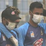 بھارت میں فضائی آلودگی : دو بنگلہ دیشی کھلاڑی بیمار پڑگئے
