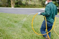 lawn-spray