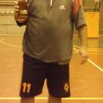 Eldana CB, subcampeón del XXXI Torneo Eldana CB. Foto Eldana CB