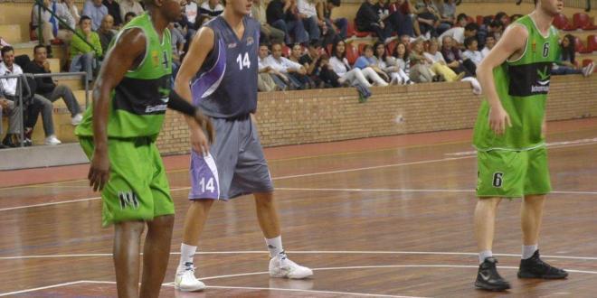 Mirotic en su etapa en Palencia