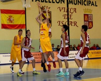 Castilla y León finaliza quinta tras vencer a Rusia. Foto Basketcyl.com