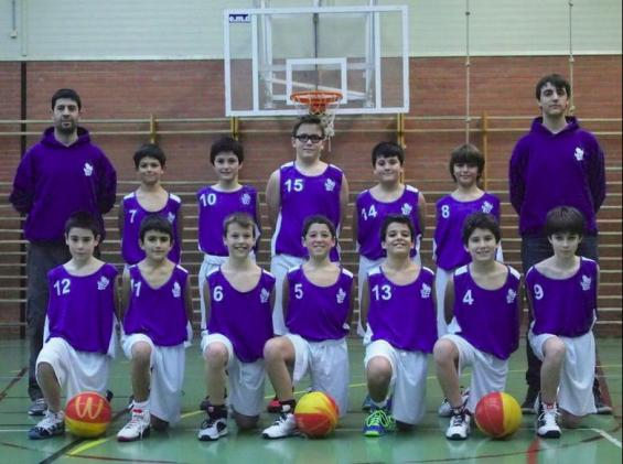 Selección de Palencia categoría masculina