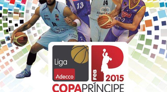 Cartel promocional de la Copa Príncipe 2015