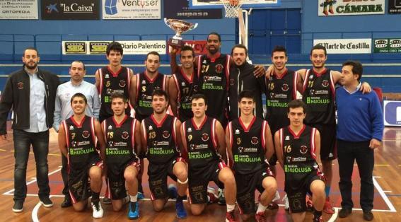 Onzonilla es el campeón de Copa Primera Naciona. Foto FBCYL