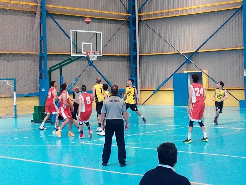 Imagen de la final. Foto Servicio Deportes Diputación de Palencia.