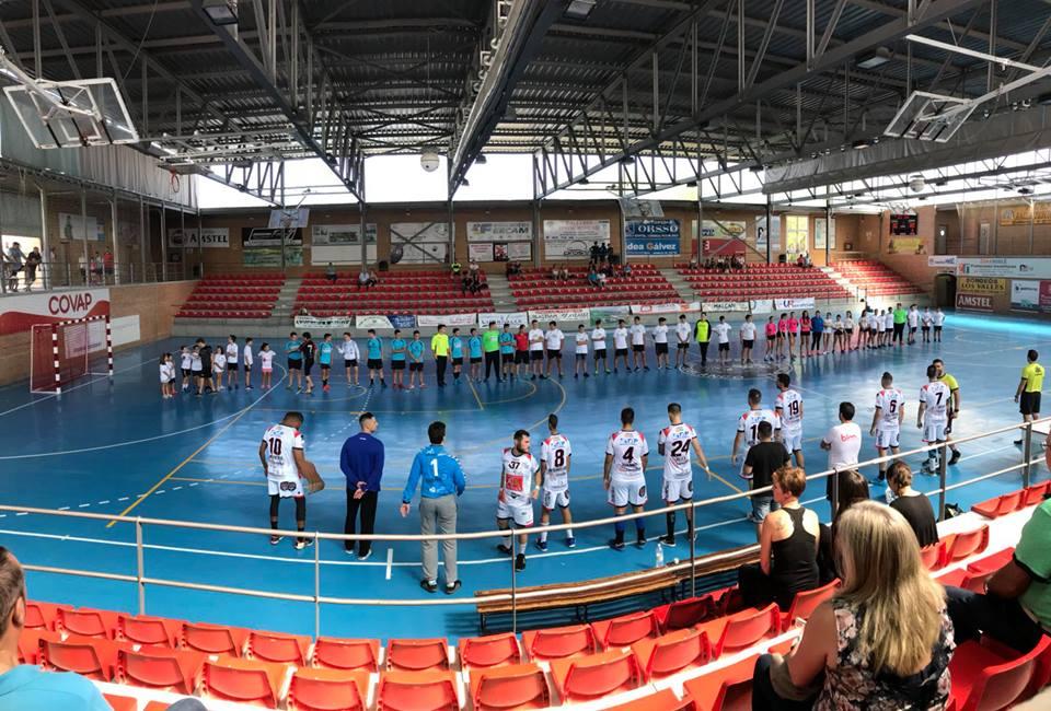 Presentacion Categorias Inferiores Club Balonmano Pozoblanco 2018