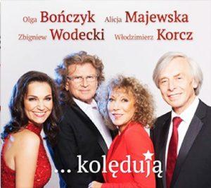 bal polski, 46 bal polski, olga bonczyk, koleduja