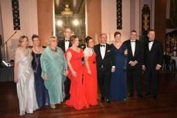 Amb Rzegocki, Honorowy Czlonek Komitet Pani Jolanta Rzegocka & Komitet Organizacyjny 46 Bal Polski,