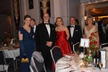 Duke of St Andrews, Min. Anna Maria Anders, Amb. Rzegocki, Pani Malzonka Jolanta Rzegocka