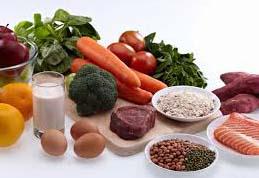 memilih makanan untuk ibu menyusi yang sehat dan tepat