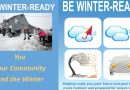 """""""Be Winter Ready"""" Campaign"""