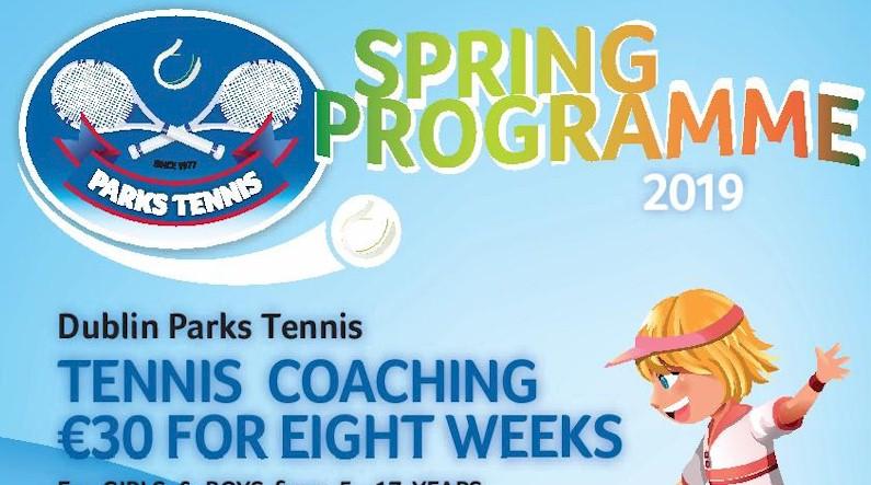 Dublin Parks Tennis